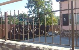Забор кованый номер: кз-0237